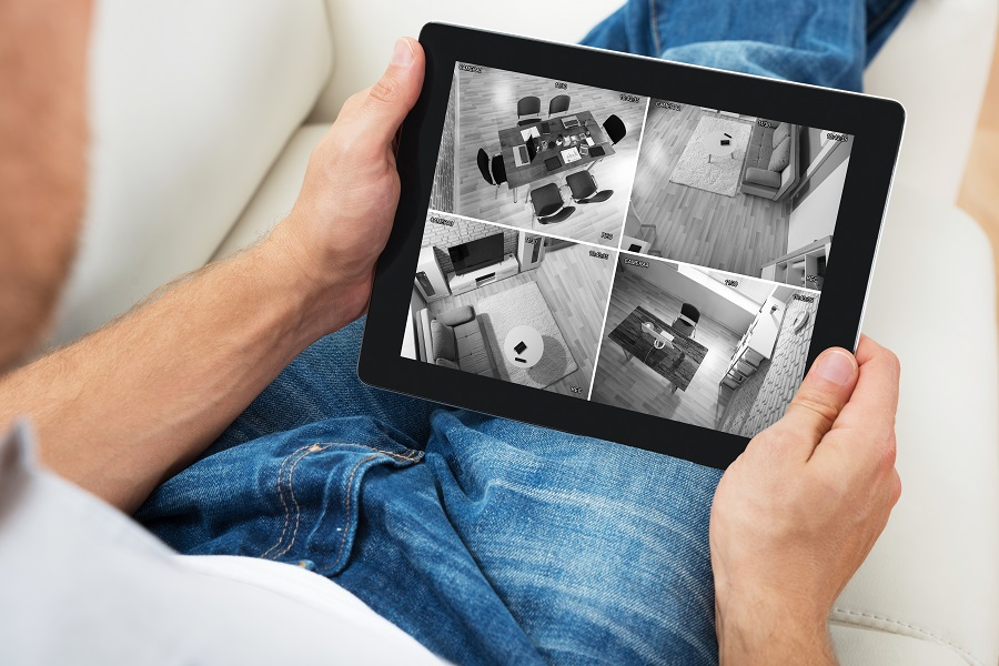 How Smart Home Security Cameras Keep Your Family Safe